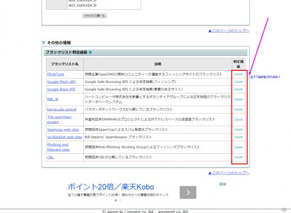 aguse.jp 調査結果